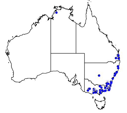 occurrence map